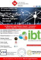 L'Avvocato del Web™ Co-Organizer di Legal-Hackers Campania, la prima community Legal-Hackers del Sud Italia